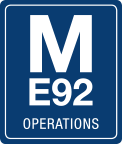 ME92 Operations